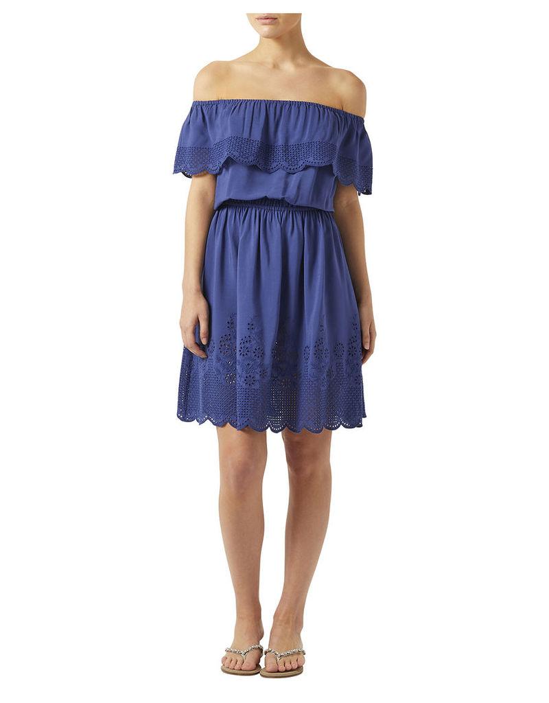 Rochelle Shiffley off the Shoulder Dress