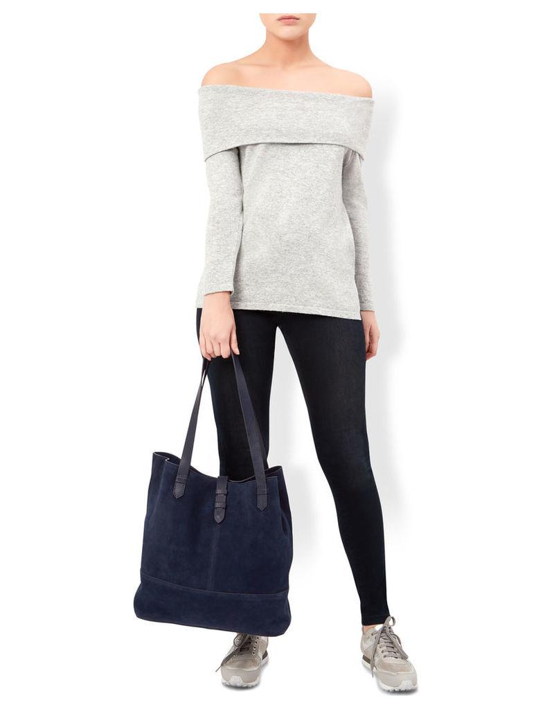 Emina Structured Shopper Bag