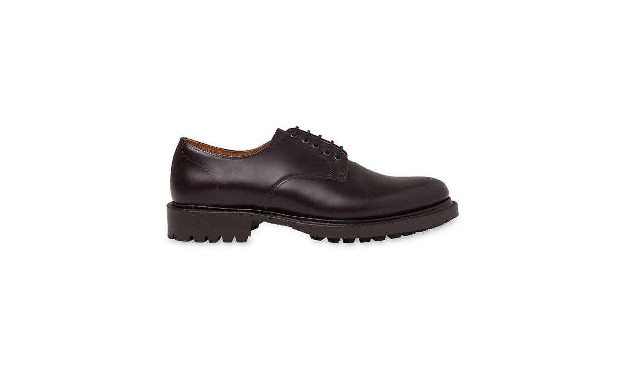Welted Leather Derby
