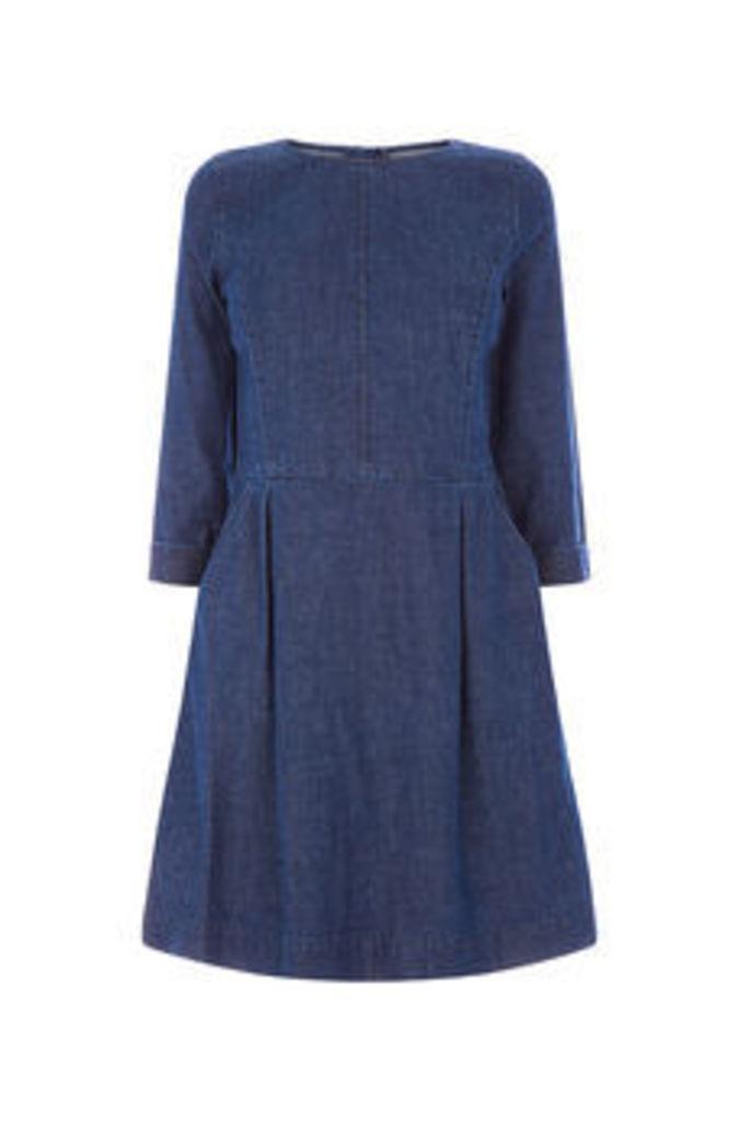 CARRIE SHIFT DRESS