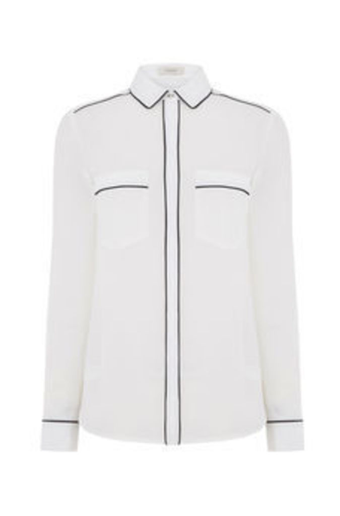 PIPED SHIRT