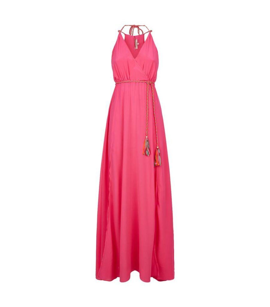 Lazul, Rope Detail Maxi Dress, Female