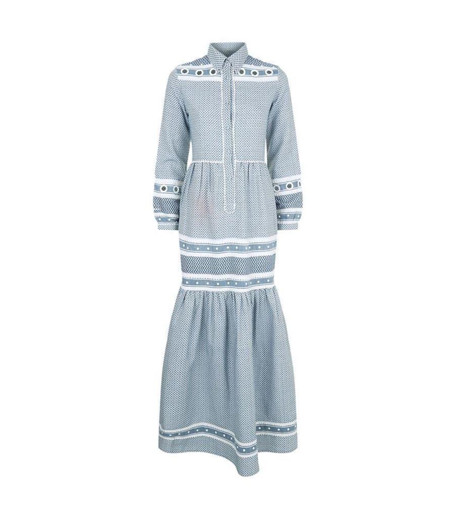 Dodo Bar Or, Tiered Maxi Dress, Female