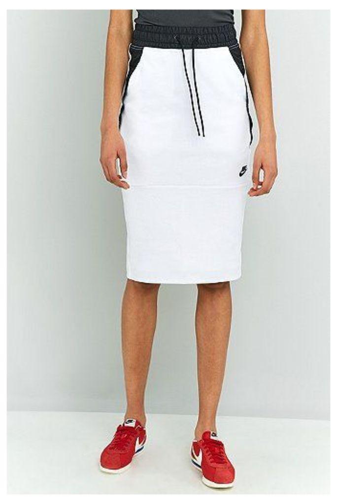 Nike Sportswear Tech Fleece Skirt, White