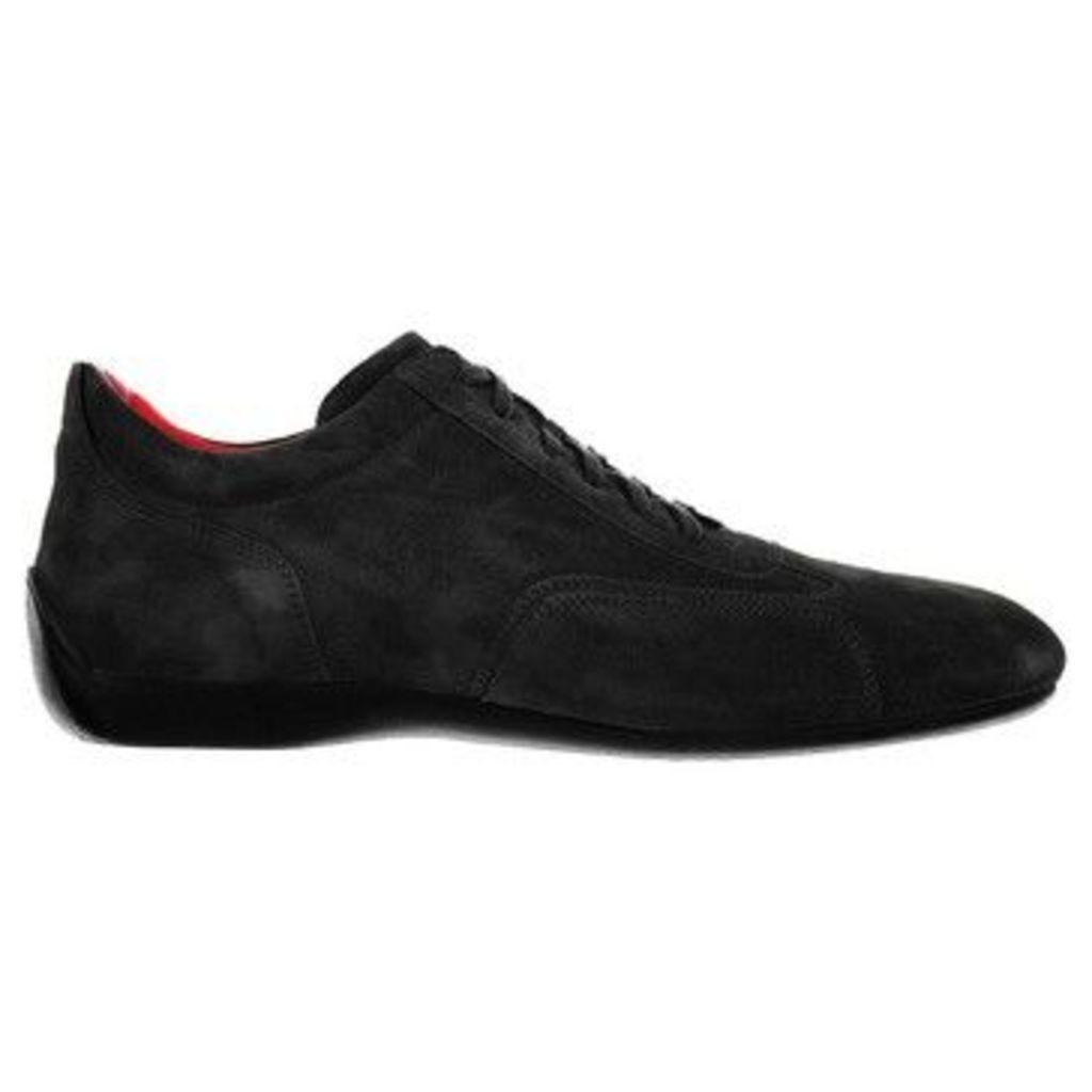 Sabelt  103U-GRANTURISMO-SUEDE  women's Shoes (Trainers) in black