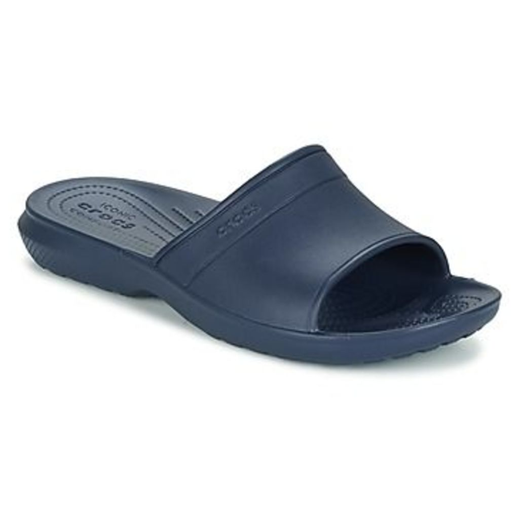Crocs  Classic Slide  women's Mules / Casual Shoes in multicolour