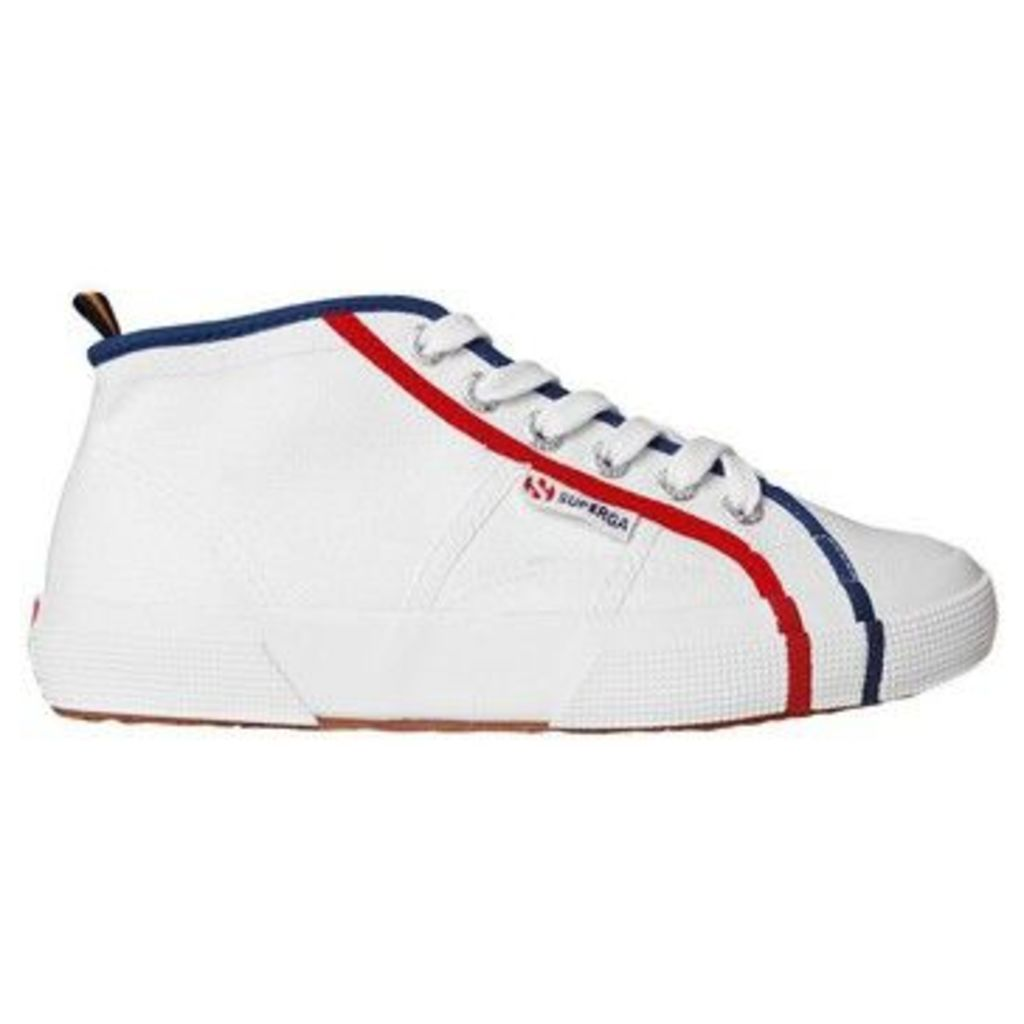 K-Way  CISCO CANVAS STRIPE PLUS  women's Shoes (High-top Trainers) in Other