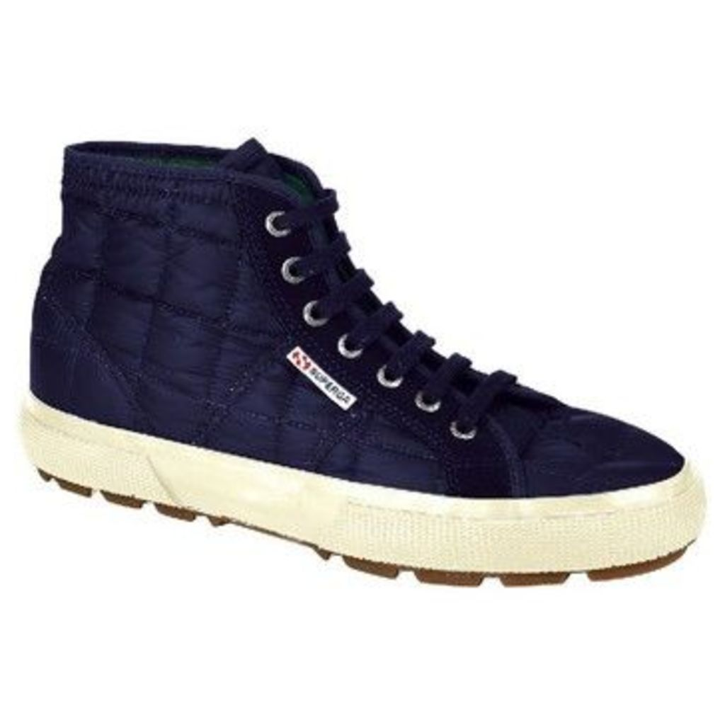 Superga  2095-TANK NYLDOWNQUILTU  women's Shoes (High-top Trainers) in Other