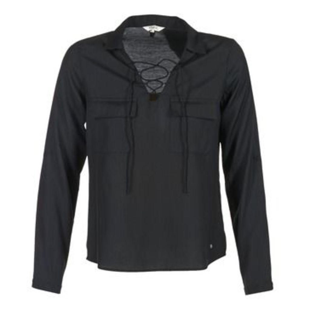 Kaporal  ALDA  women's Shirt in Black