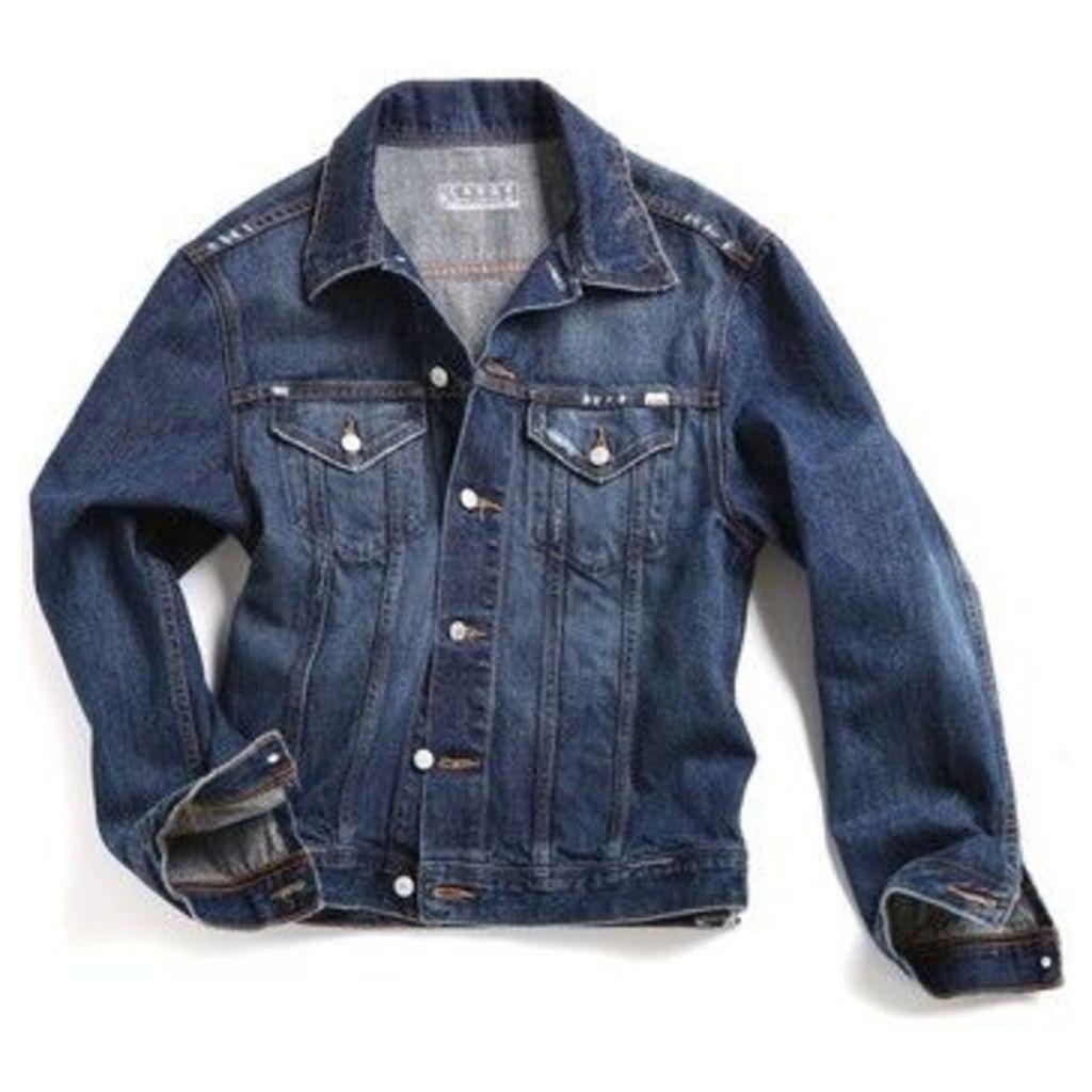 Jesus Jeans  860 LS  women's Denim jacket in Other