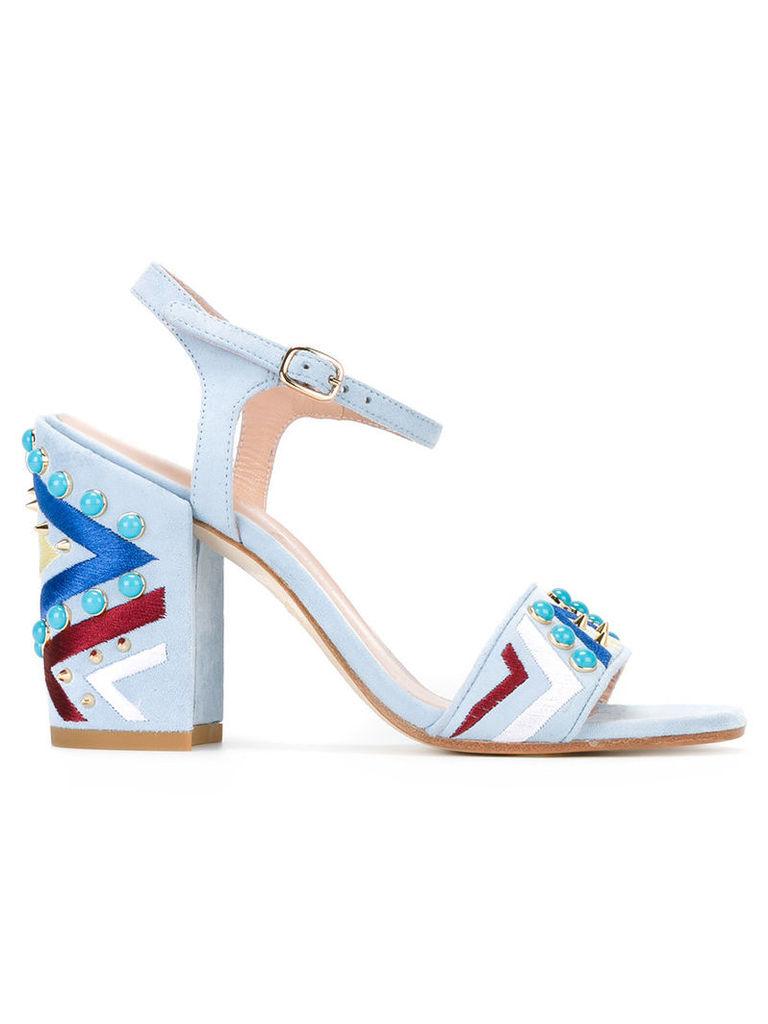 Stuart Weitzman Both sandals, Women's, Size: 37, Blue