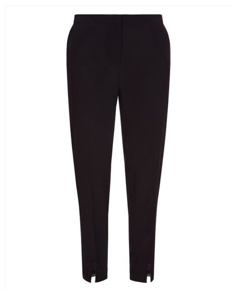 Split Detail Trousers