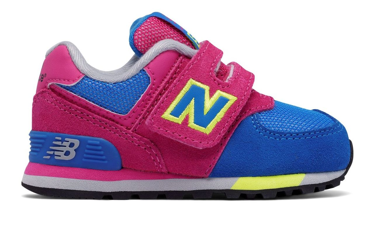 New Balance 574 Cut and Paste Hook and Loop Unisex Infant KV574WAI