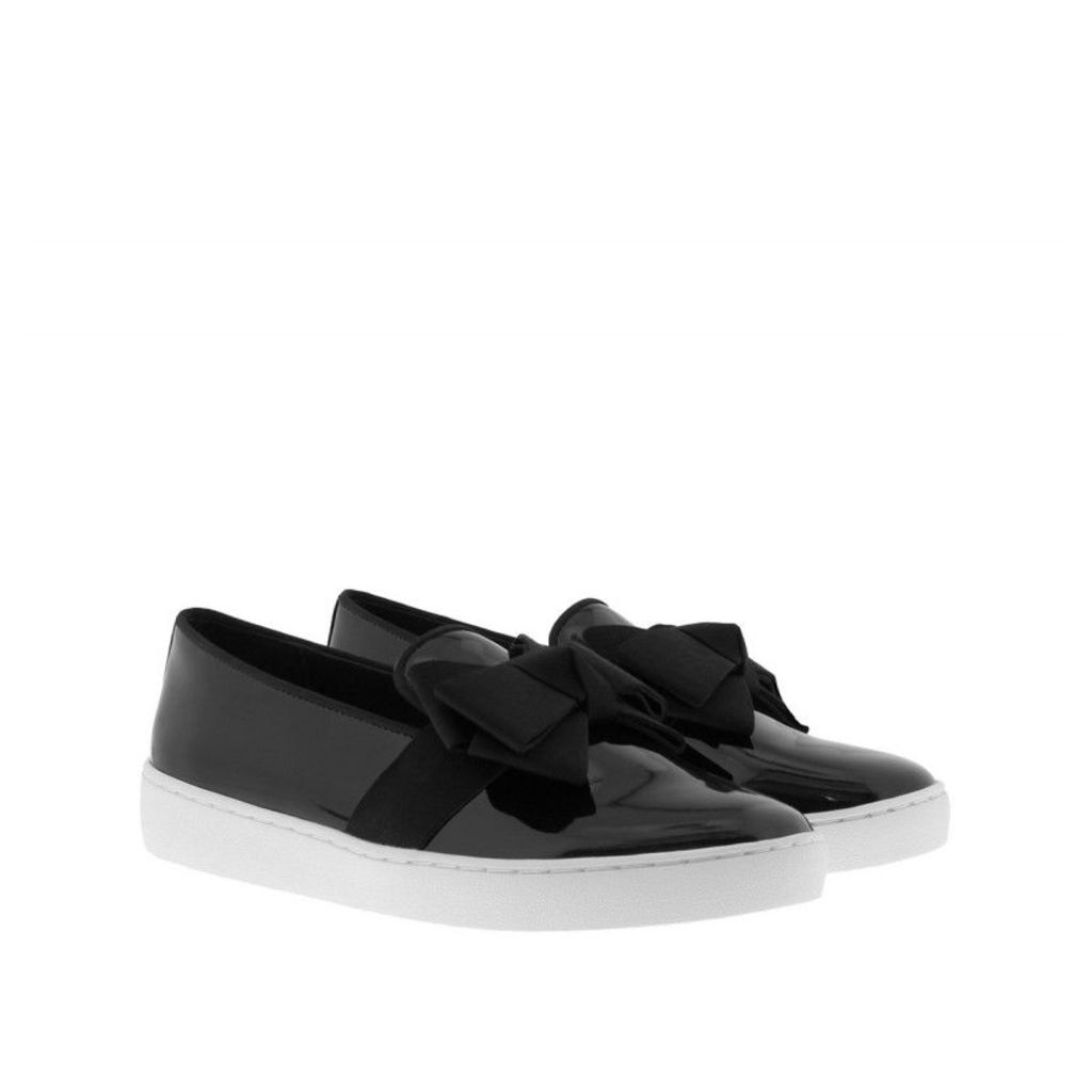 Michael Kors Collection Loafers & Slippers - Val Slipper Patent Leather Black - in black - Loafers & Slippers for ladies