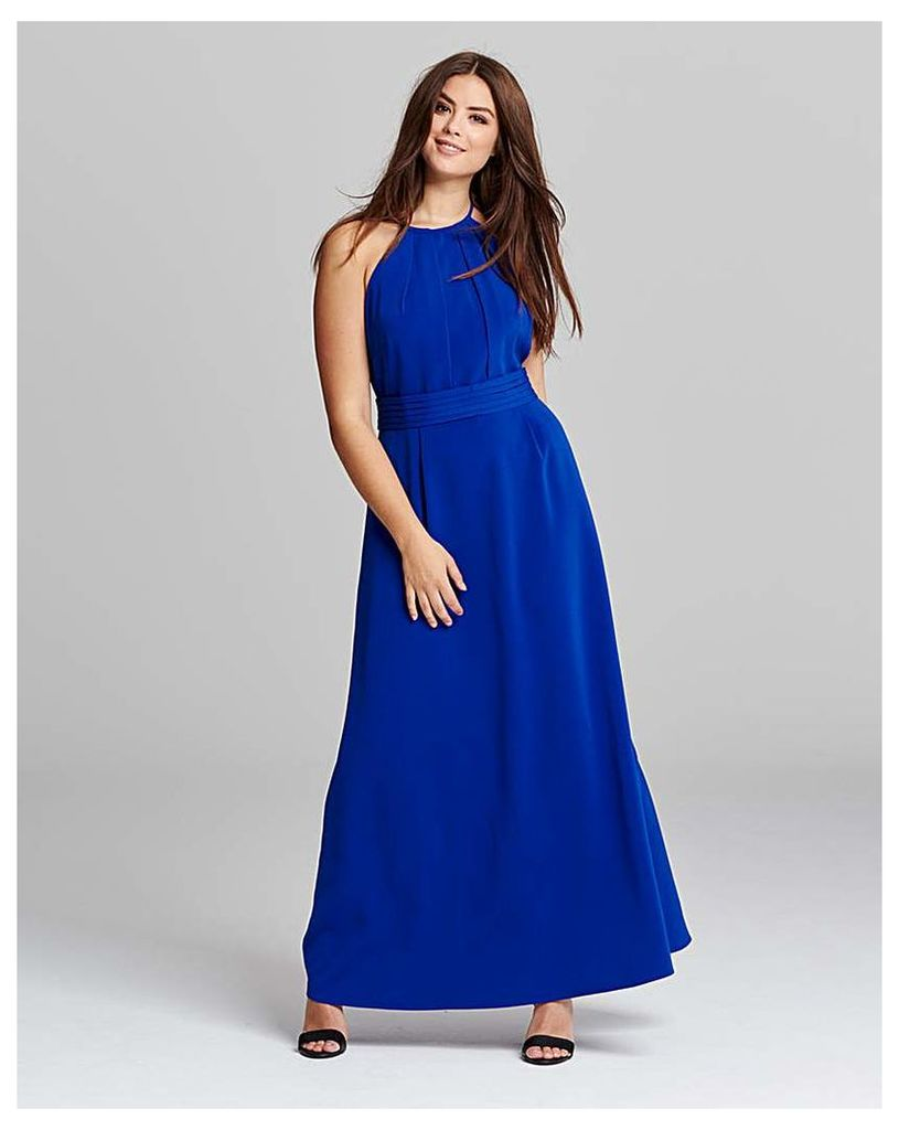 Lovedrobe High Neck maxi Dress