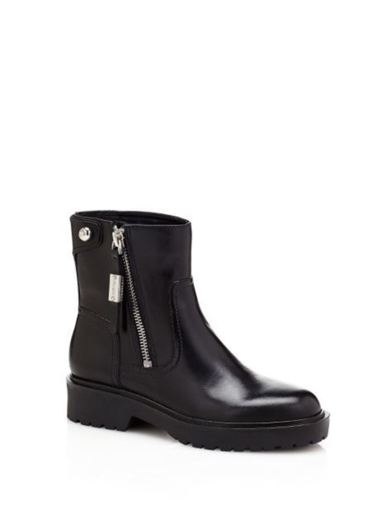 Guess Wade Leather Low Boot