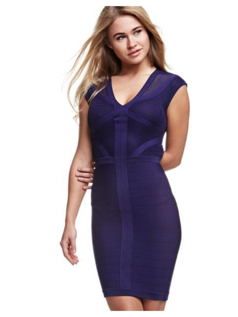 Marciano Guess Marciano Dress With Inserts