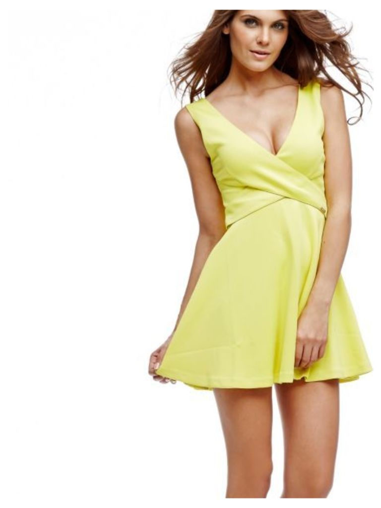 Guess Full Skirt Dress