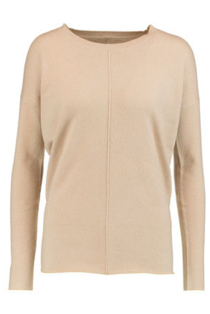 By Malene Birger - Wool And Cashmere-blend Sweater - Neutral