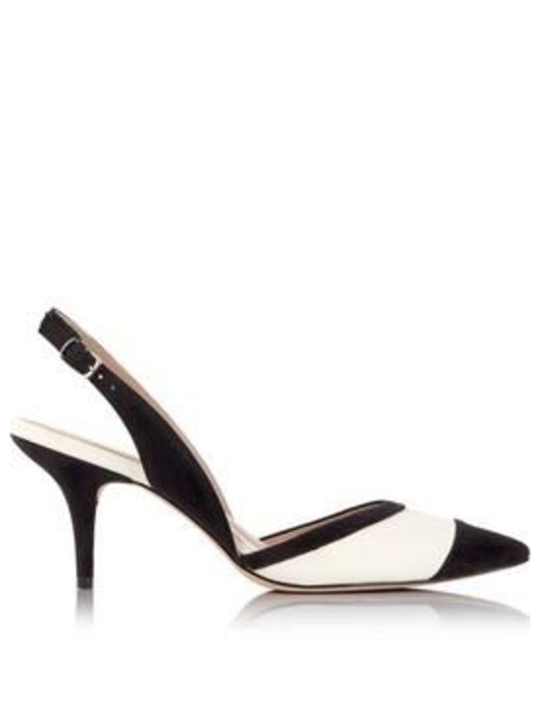 Kurt Geiger London Tiah Sling Back Court Shoes - Multi