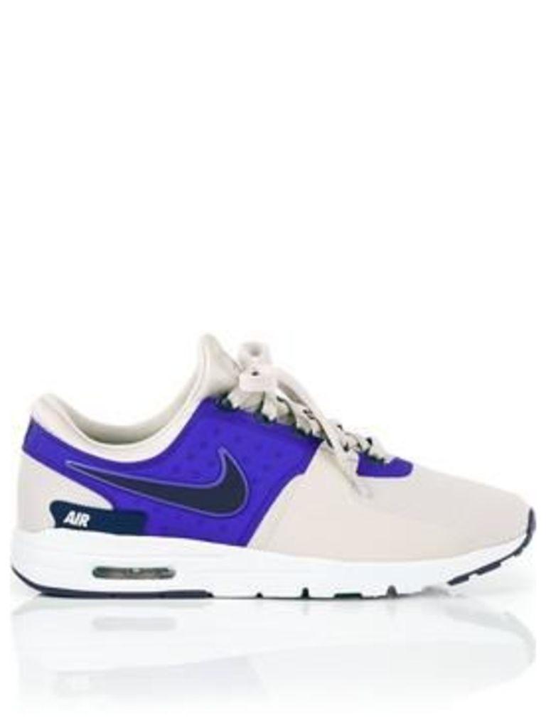 Nike Air Max Zero Trainers - Blue
