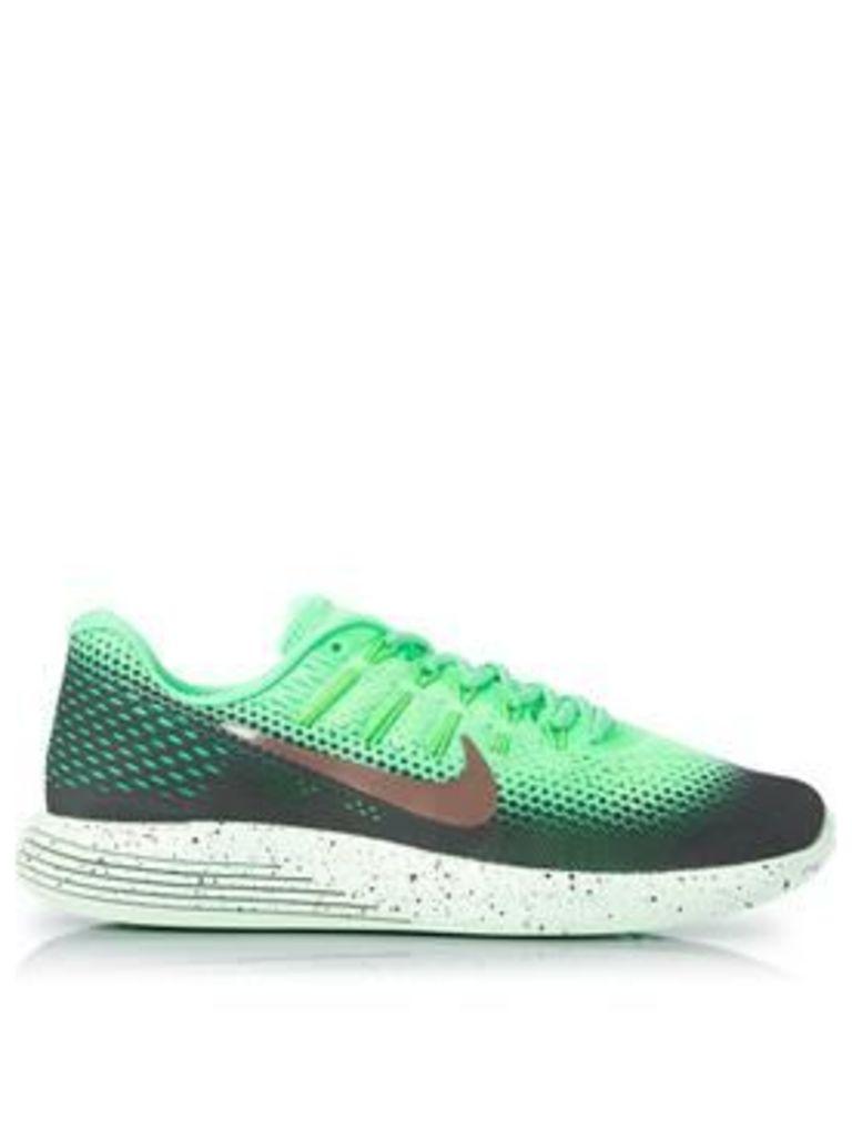 Nike Lunarglide 8 Shield Running Shoes - Mint