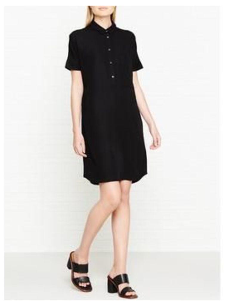 Barbour International International Cycra Shirt Dress - Black