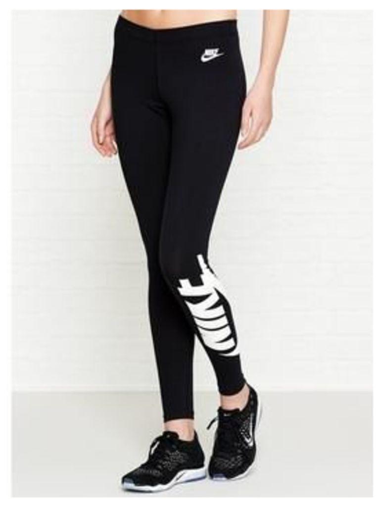 Nike Sportswear Irreverent Legging - Black