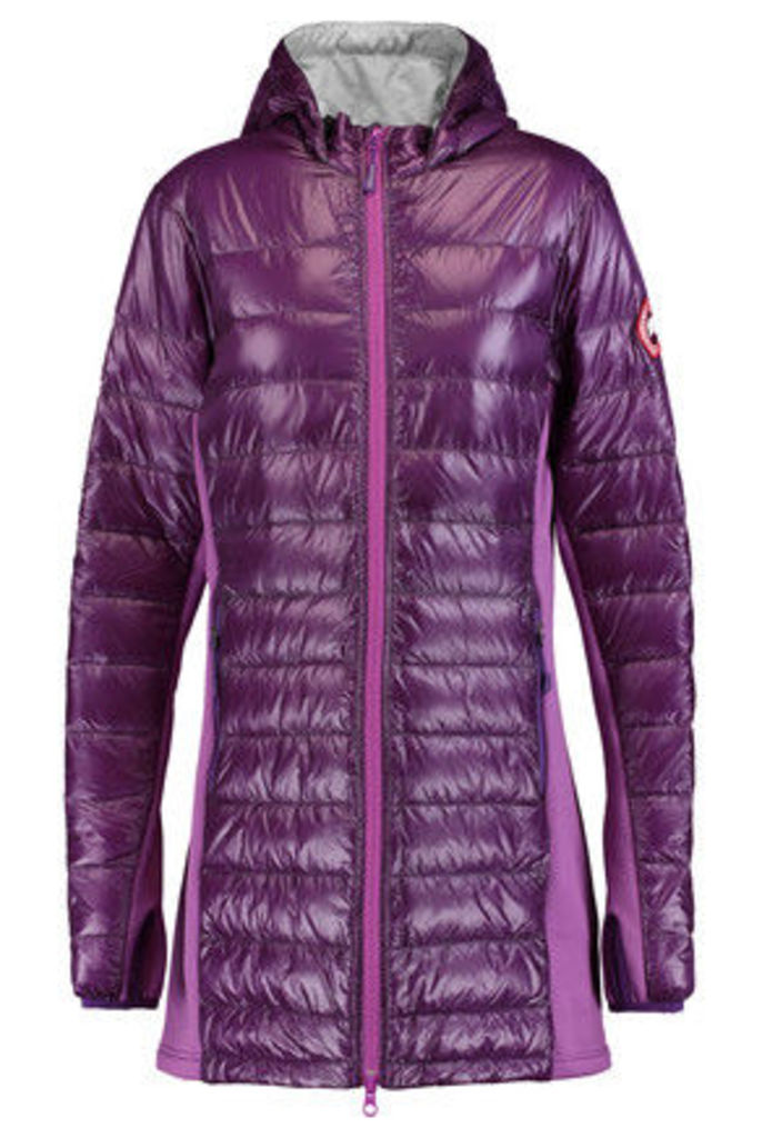 Canada Goose - Hybridge Lite Quilted Shell Down Coat - Plum