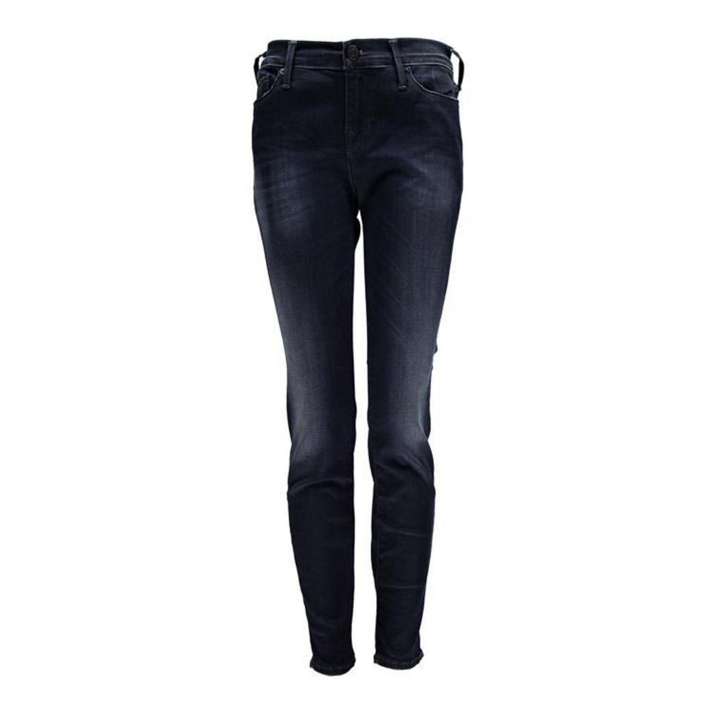 TRUE RELIGION Abbey High Rise Super Skinny Jeans