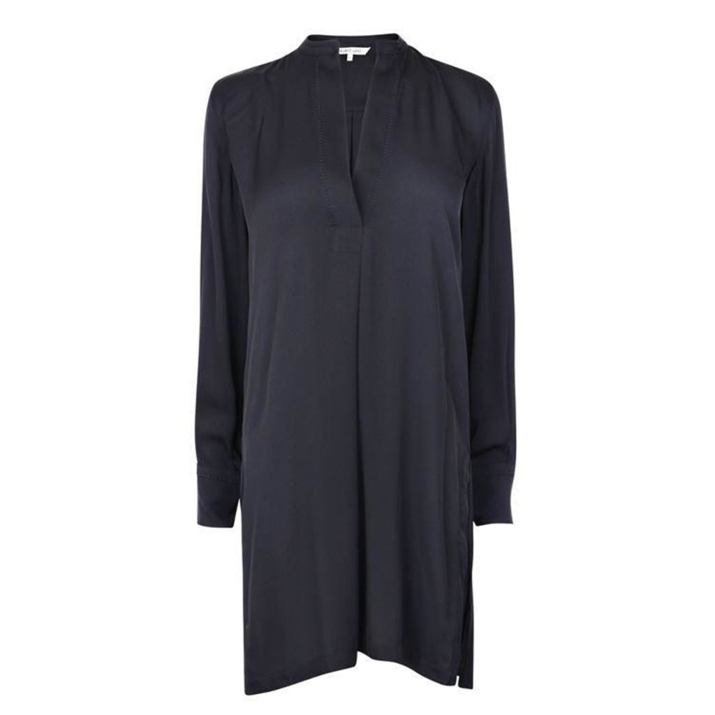 HELMUT LANG Silk Tunic Shirt