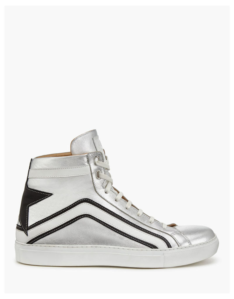 Belstaff Dillon Sneaker Silver