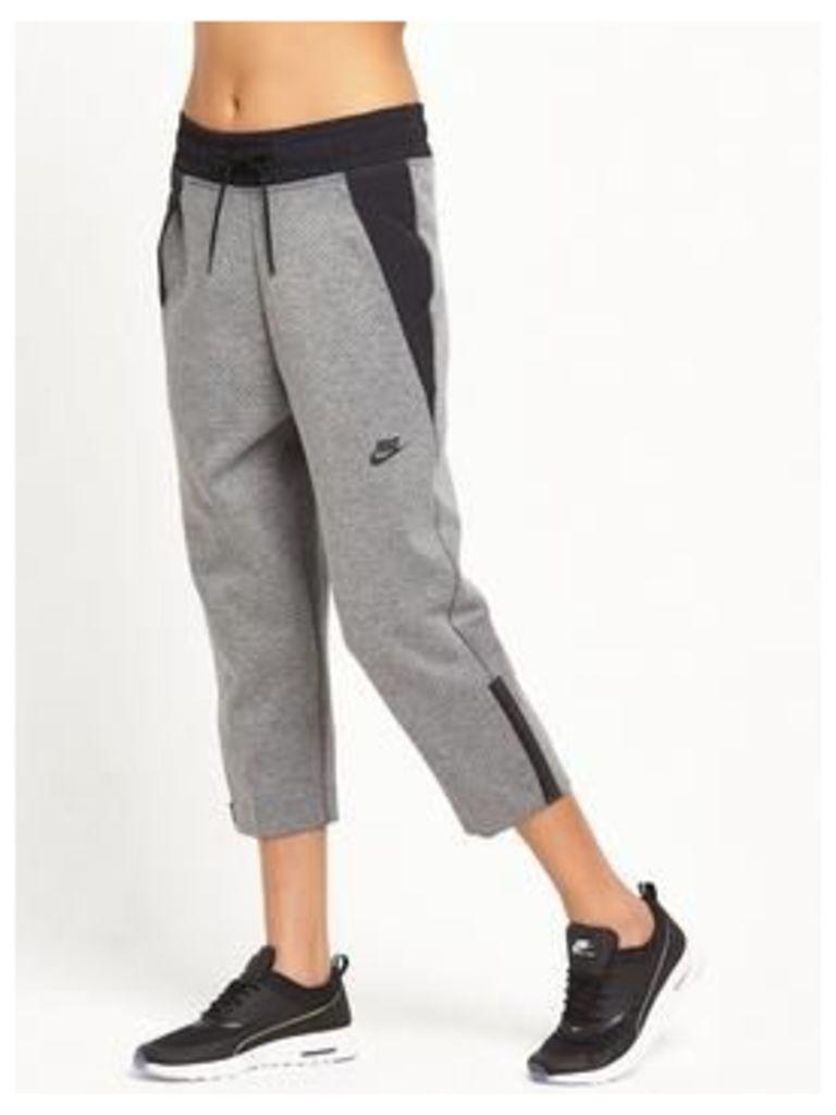 Nike Tech Fleece Sneaker Pant, Grey, Size M, Women