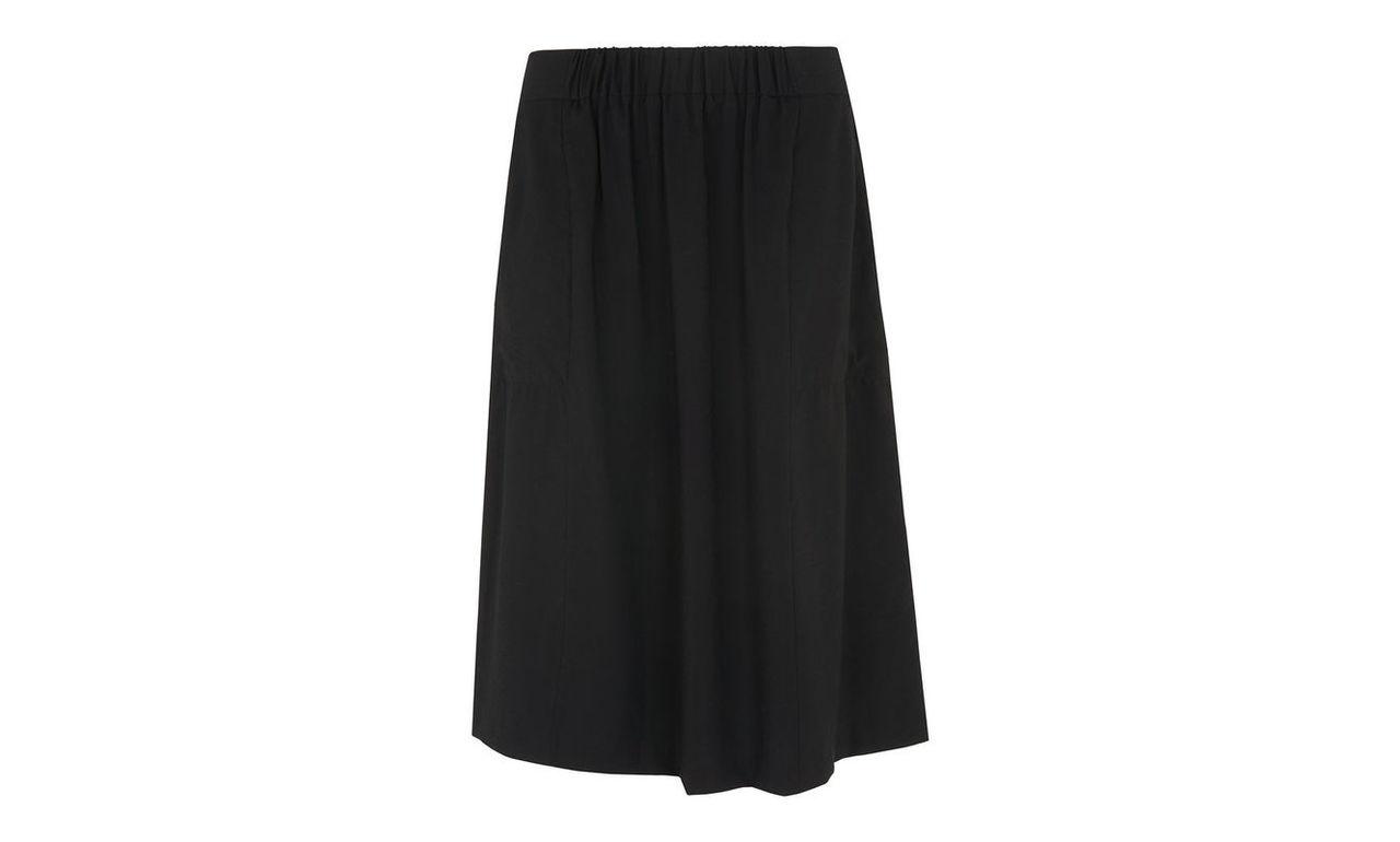 Adina Casual Pocket Skirt