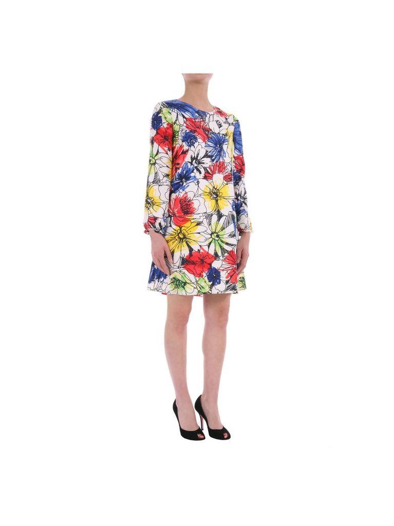 Boutique Moschino Silk Dress