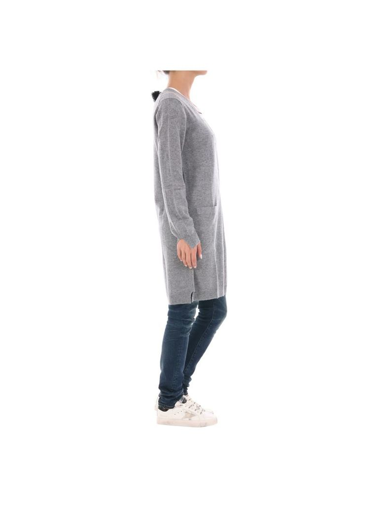 Twin-set Cashmere Long Cardigan Sweater