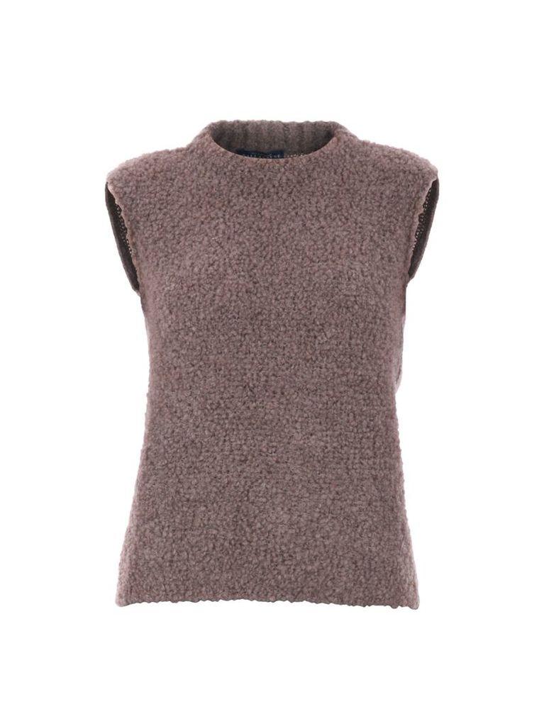 Ballantyne Wool Blend Vest