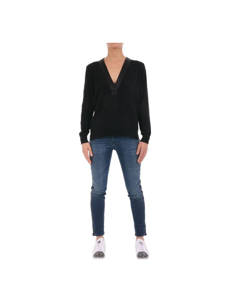 Twin-set Wool-cashmere Blend Sweater