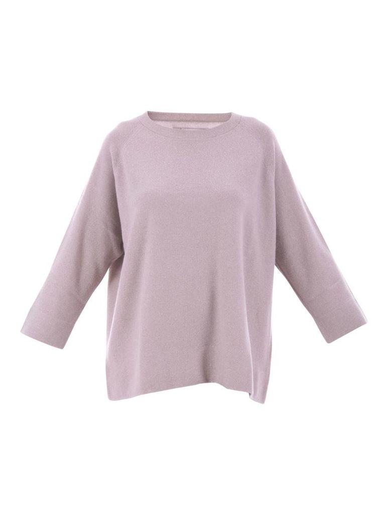 Hemisphere Cashmere And Lurex Sweater