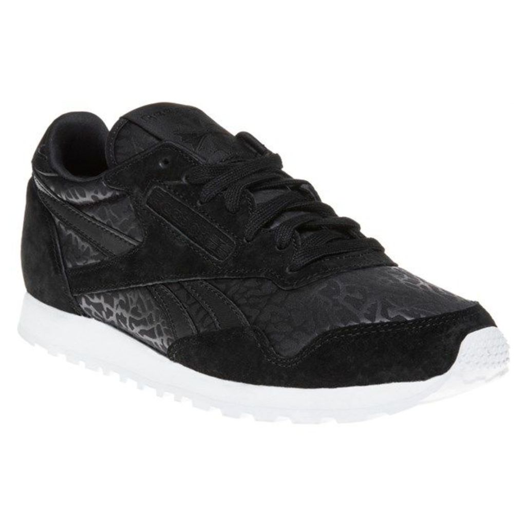 Reebok Paris Runner Gallery II Trainers, Black