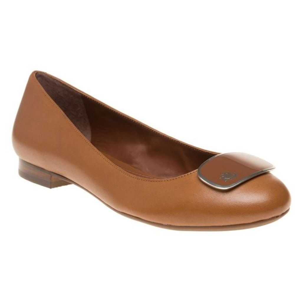 Lauren By Ralph Lauren Cameron Shoes, Polo Tan