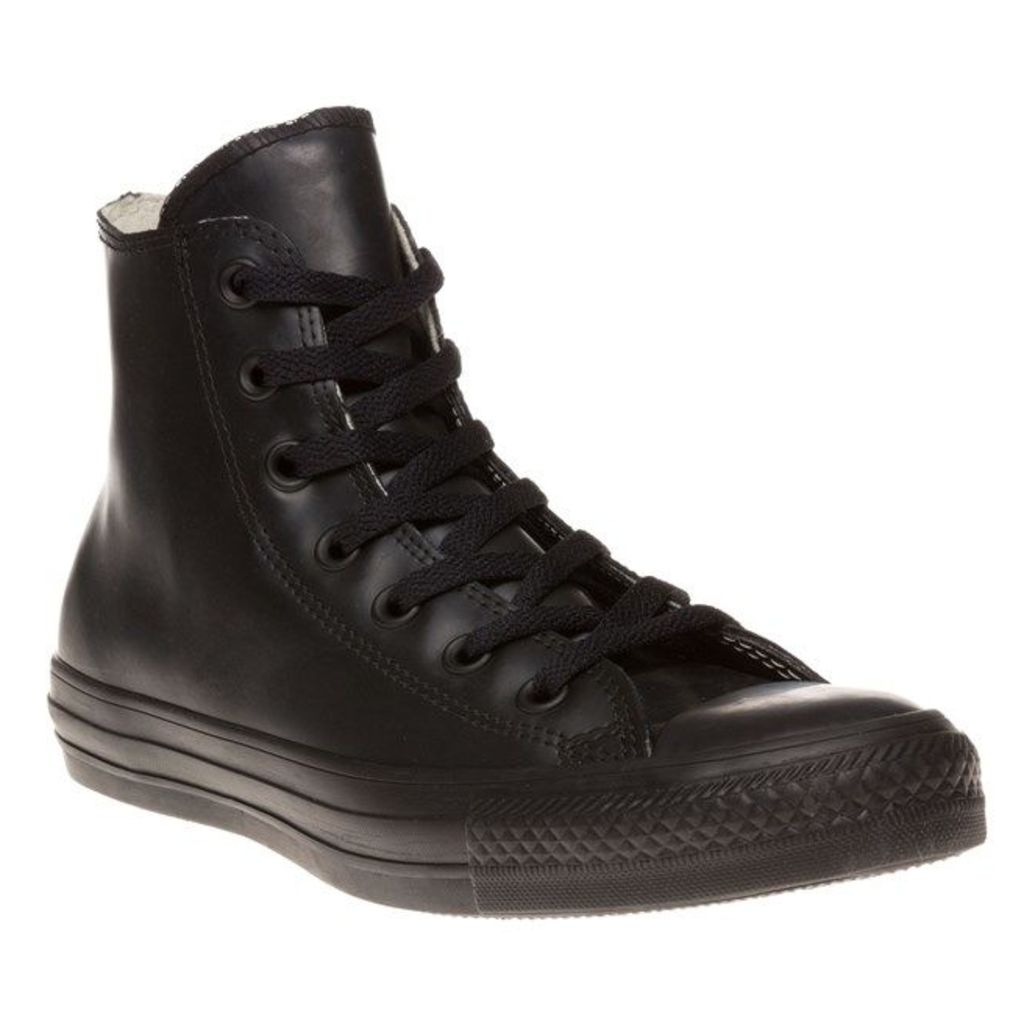 Converse All Star Rubber Boots, Black