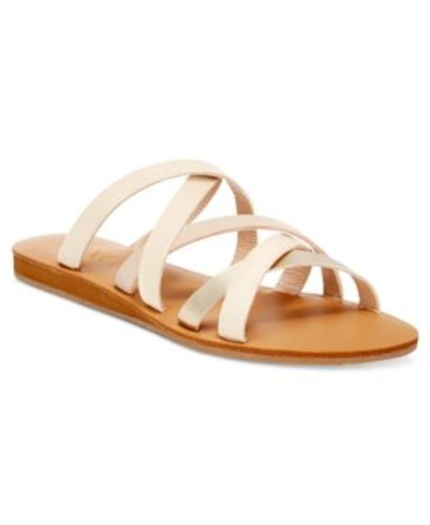 Xoxo Staci Strappy Flat Sandals Women's Shoes