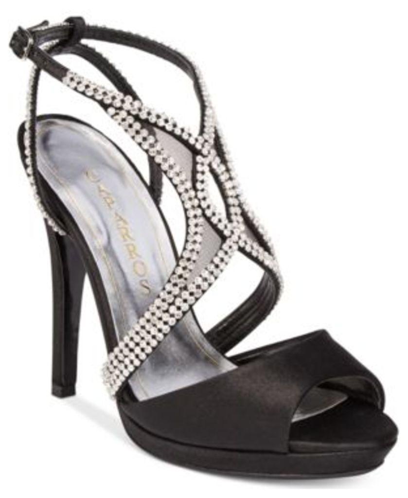 Caparros Eldorado Evening Sandals Women's Shoes