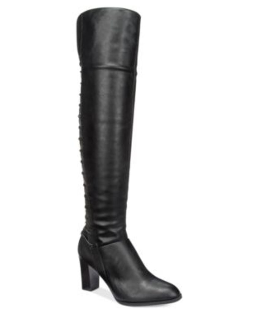 Ann Marino by Bettye Muller Must You Over-the-Knee Boots Women's Shoes
