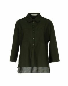 CEDRIC CHARLIER SHIRTS Shirts Women on YOOX.COM