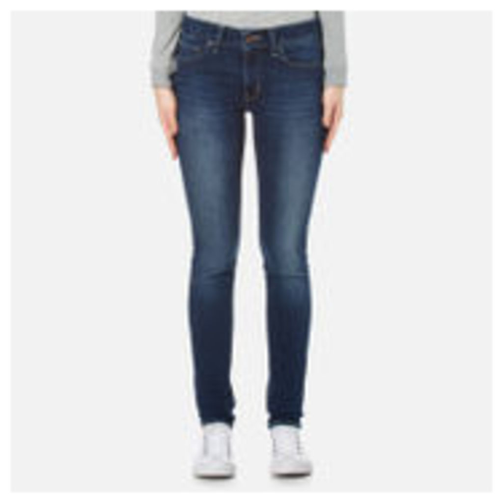Levi's Women's 711 Skinny Jeans - Long Way Blues - W27/L32