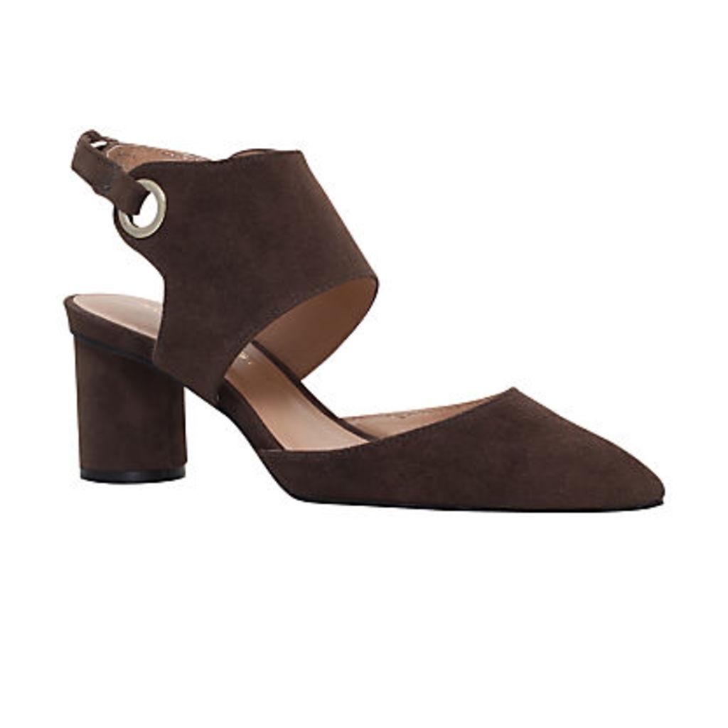 Kurt Geiger Maddox Slingback Court Shoes