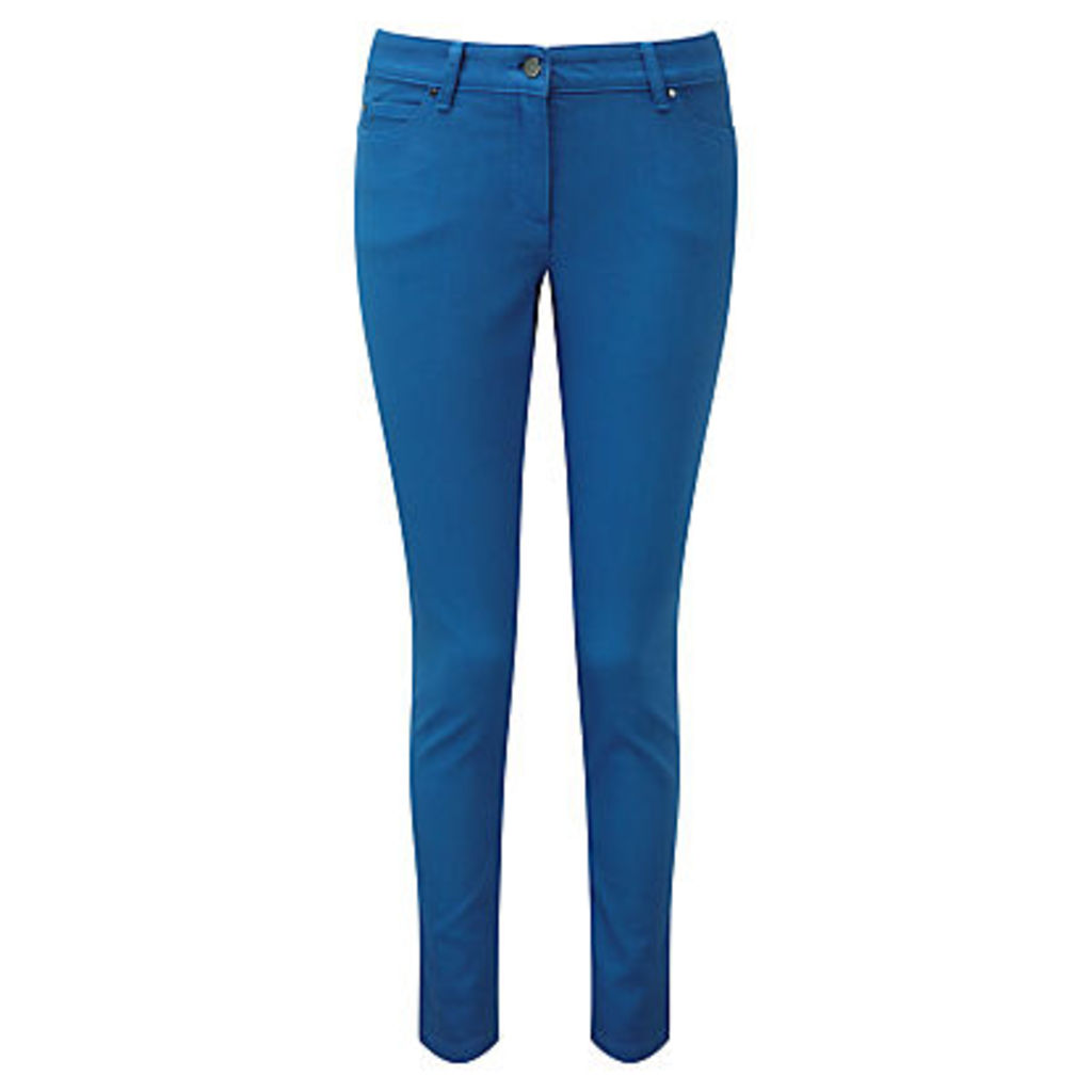 Pure Collection Cropped Jeans, True Blue