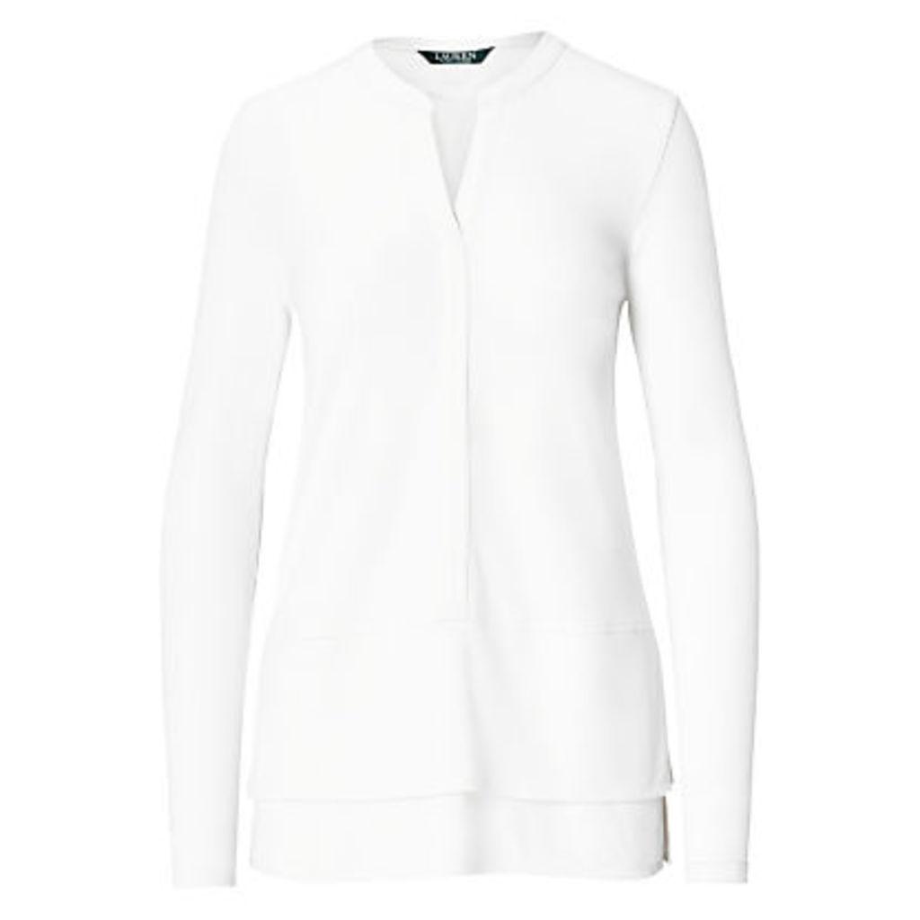 Lauren Ralph Lauren Long Sleeve Tunic Top